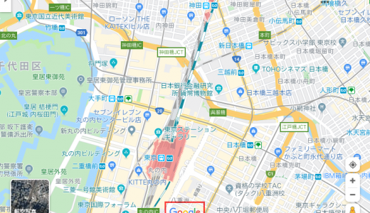 Googleマップは印刷物に使える?